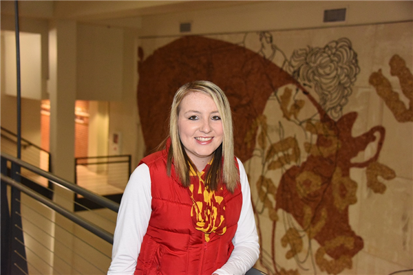 ISU CALS Woman of the Year